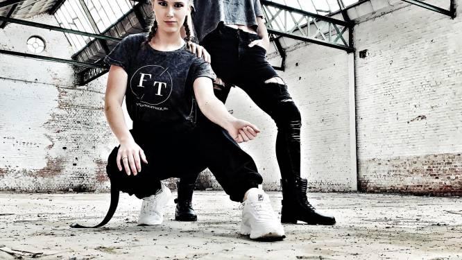 Oudenaardse twintigers Saimi en Tjalina starten online kledingshop met stoere kledij