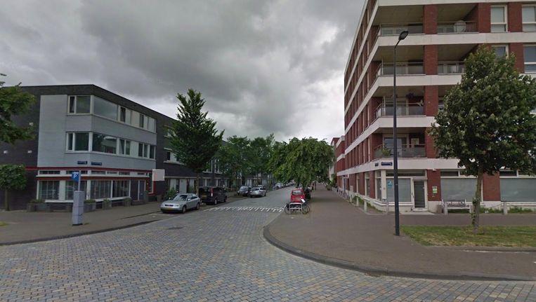 Erich Salomonstraat. Beeld Google Maps