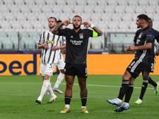 Memphis draagt met 'Panenka' bij aan stunt: Lyon kegelt Juventus uit Champions League