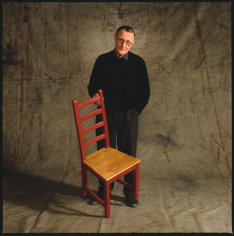 Filosofie Aan De Keukentafel.Ikea Stichter Ingvar Kamprad 91 Overleden Legendarisch