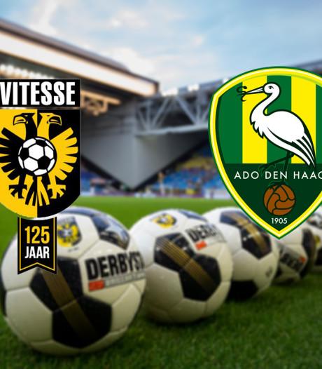 LIVE | Spoelt ADO kater door bij Vitesse?