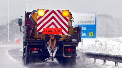 Tot 10 cm sneeuw verwacht op Hoge Venen:  code geel vanavond van kracht in provincies Luik en Luxemburg