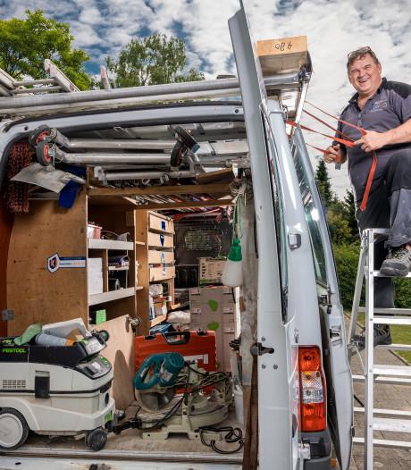 ZZP'ers in de bouw: Vakantie? Deze mannen werken zich het schompes