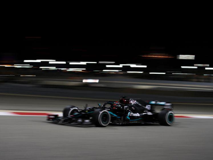 'Supersub' Russell ook in tweede training de snelste, Verstappen tweede