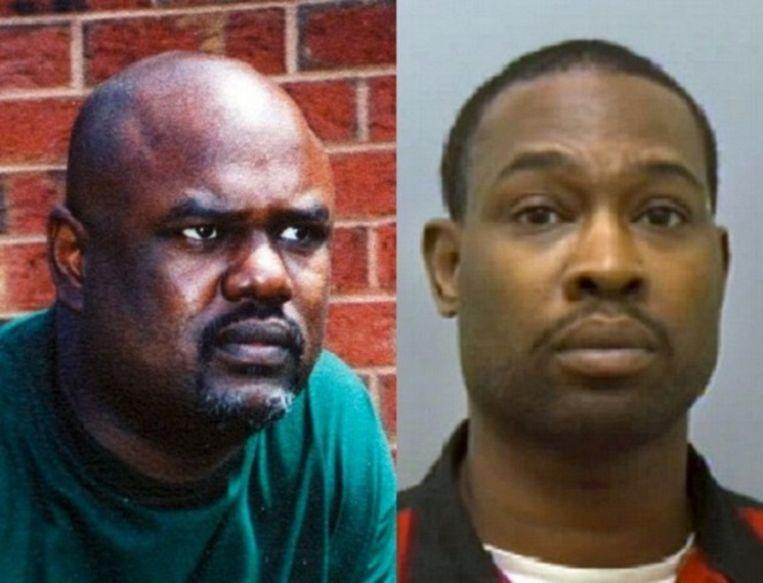 Earl Murray (links) en Ronald Beasley werden in 2001 doodgeschoten door agenten. McCulloch zag geen noodzaak om de twee agenten te vervolgen. Beeld null