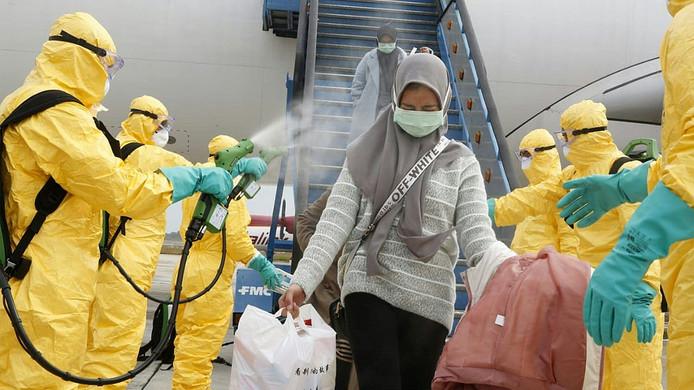 Bijna alle Nederlanders uit Wuhan zijn geëvacueerd.