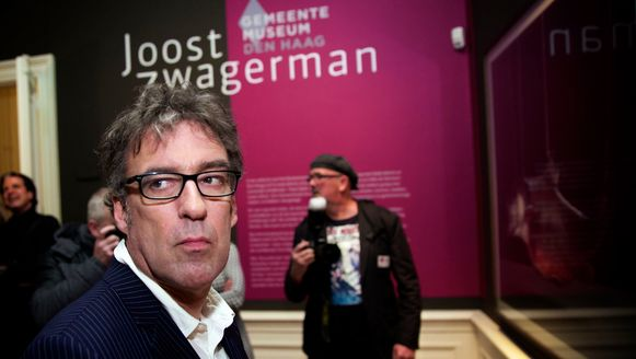 Joost Zwagerman 1963 2015 Trouw
