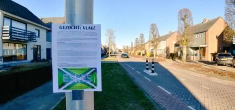 Overleden Superboer krijgt nieuwe vlag uit Zundert
