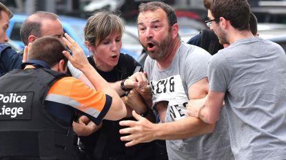 SCHIETPARTIJ LUIK - Wat we nu weten: Man schiet twee agentes en voorbijganger dood. Dader riep Allahu Akbar