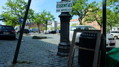 Rommelmarkt Vossenplein heropent met strenge maatregelen