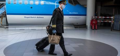 Vakbonden eisen: géén gedwongen ontslagen bij KLM