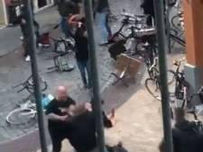 Derde aanhouding om rellen in binnenstad Groningen