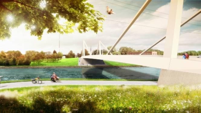 Nieuwe brug over Albertkanaal aan Herenthoutseweg wordt dit weekend geplaatst