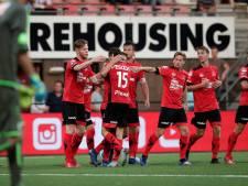 Tumult en een punt voor strijdend Helmond Sport