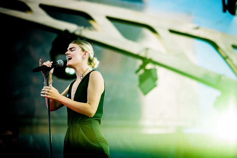 Emma Bale op Rock Werchter LIVE2020 Beeld JOKKO