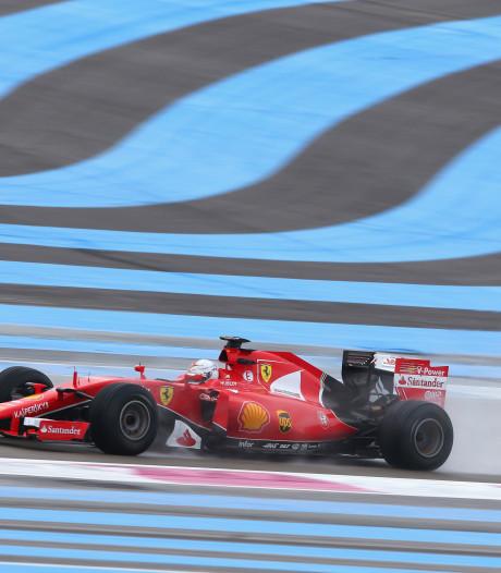 GP Frankrijk: Circuit van de grote gaap