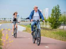 Meer fietssnelwegen tussen Den Haag, Delft en Westland: 'Je ziet nu al dat het drukker is op fietspad'