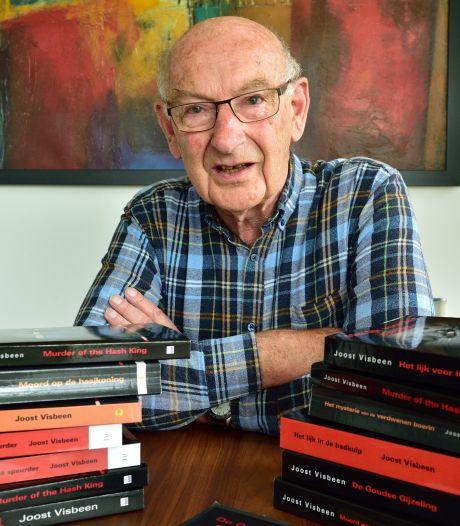 Joost Visbeen schrijft zijn negende politieroman: 'Het schrijven houdt me jong'
