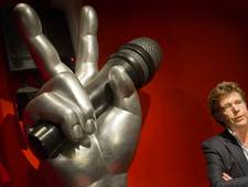 De Mol, Van Velzen en Borsato gehoord vanwege 'diefstal' The Voice