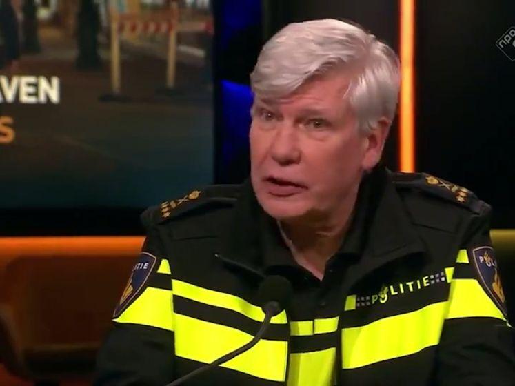 Politie gaat bij avondklok snel handhavend optreden