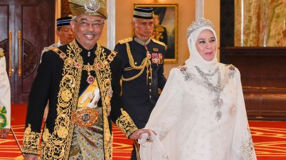 Nieuwe Maleisische koning ingehuldigd, half jaar na troonsafstand van voorganger