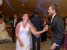Bruidsparen herbeleven trouwfeest in Ermelo