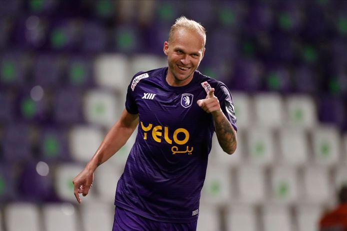 Raphael Holzhauser is dé man van het moment in onze hoogste voetbalklasse.