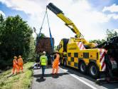 A12 bij Zevenaar weer helemaal open na zwaar ongeluk met vrachtwagen