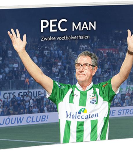 Historie herleeft in 'PEC Man, Zwolse voetbalverhalen'