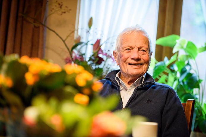 Frans Valkenburg viert dinsdag 19 november zijn 104de  verjaardag.