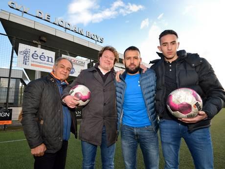 De Jodan Boys komen met 'maatschappelijke voetbalschool'