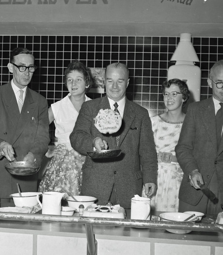 Wie bakte er pannenkoeken tijdens Wonderland?