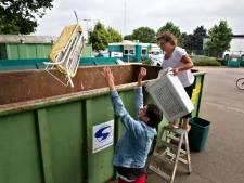 Deurnese milieustraat weer open