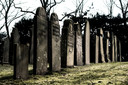 De Joods begraafplaats in Doetinchem.