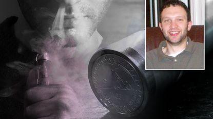 Stukken van geëxplodeerde e-sigaret in schedel van dode man Florida