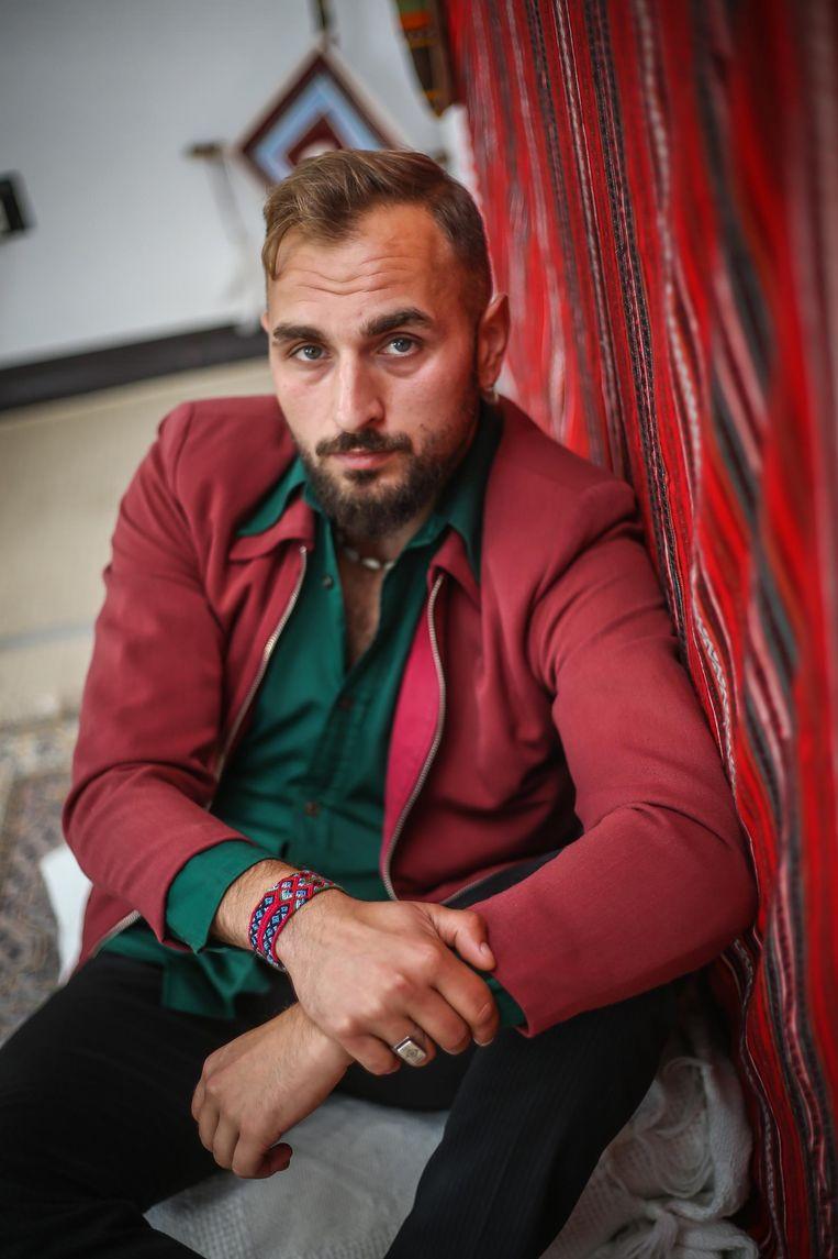 """Gökhan Girginol: """"Op mijn twaalfde stond ik al 'theater te doen' op het pleintje."""