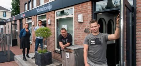 19-jarige ondernemer begint eetcafé in Herveld
