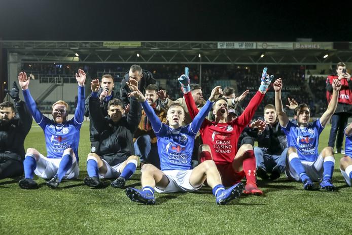 Feest bij FC Den Bosch.