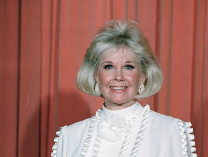 Doris Day in 1989.