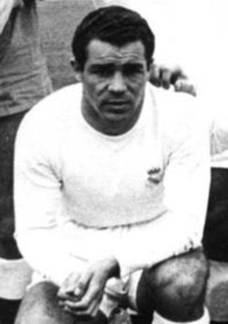 Joséito, de eerste nummer 7 bij Los Blancos.
