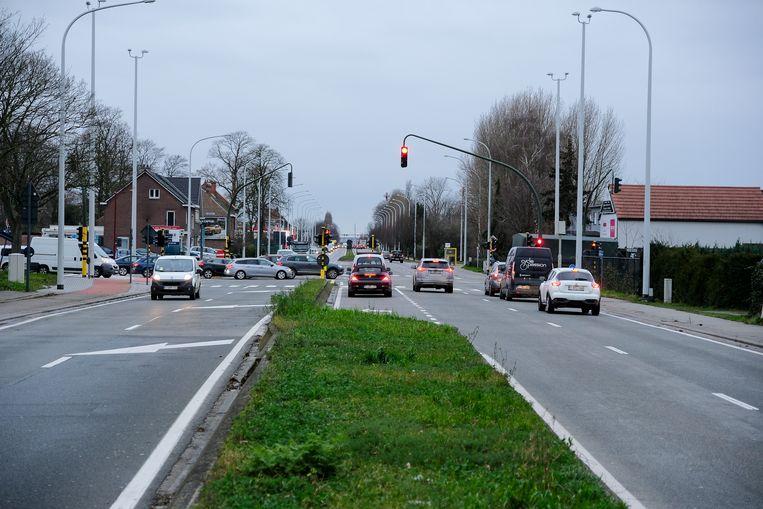 Ook het drukke kruispunt van de Haachtsesteenweg met de Tervuursesteenweg wordt onder de loep genomen.