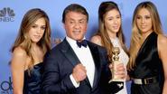 """Stallone: """"Rocky of niet, van 3 dochters in huis win ik nooit"""""""