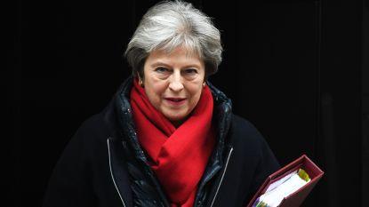 PORTRET. Stijve 'ijskoningin' Theresa May graaft zich bij crises in