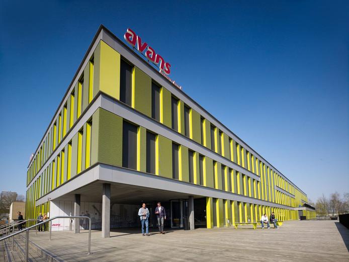 Avans in Tilburg.