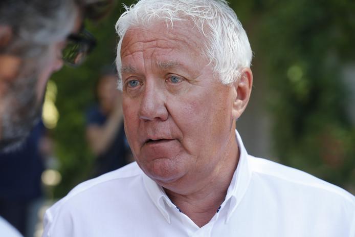 Patrick Lefevere, manager van Deceuninck - Quick-Step.
