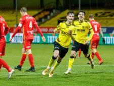 VVV-Venlo houdt kansrijk Go Ahead van scoren en maakt kwartfinales compleet