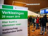 Hoge opkomst bij verkiezing waterschap Hollandse Delta