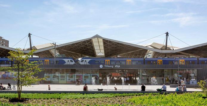 Station Tilburg, tijd voor een directe verbinding Utrecht.