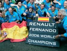 Officieel: Alonso keert terug bij Renault in de F1