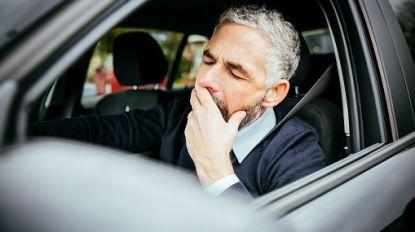 1 op de 20 Belgen zit slaperig achter het stuur: vermoeidheid belangrijke oorzaak van ernstige ongevallen